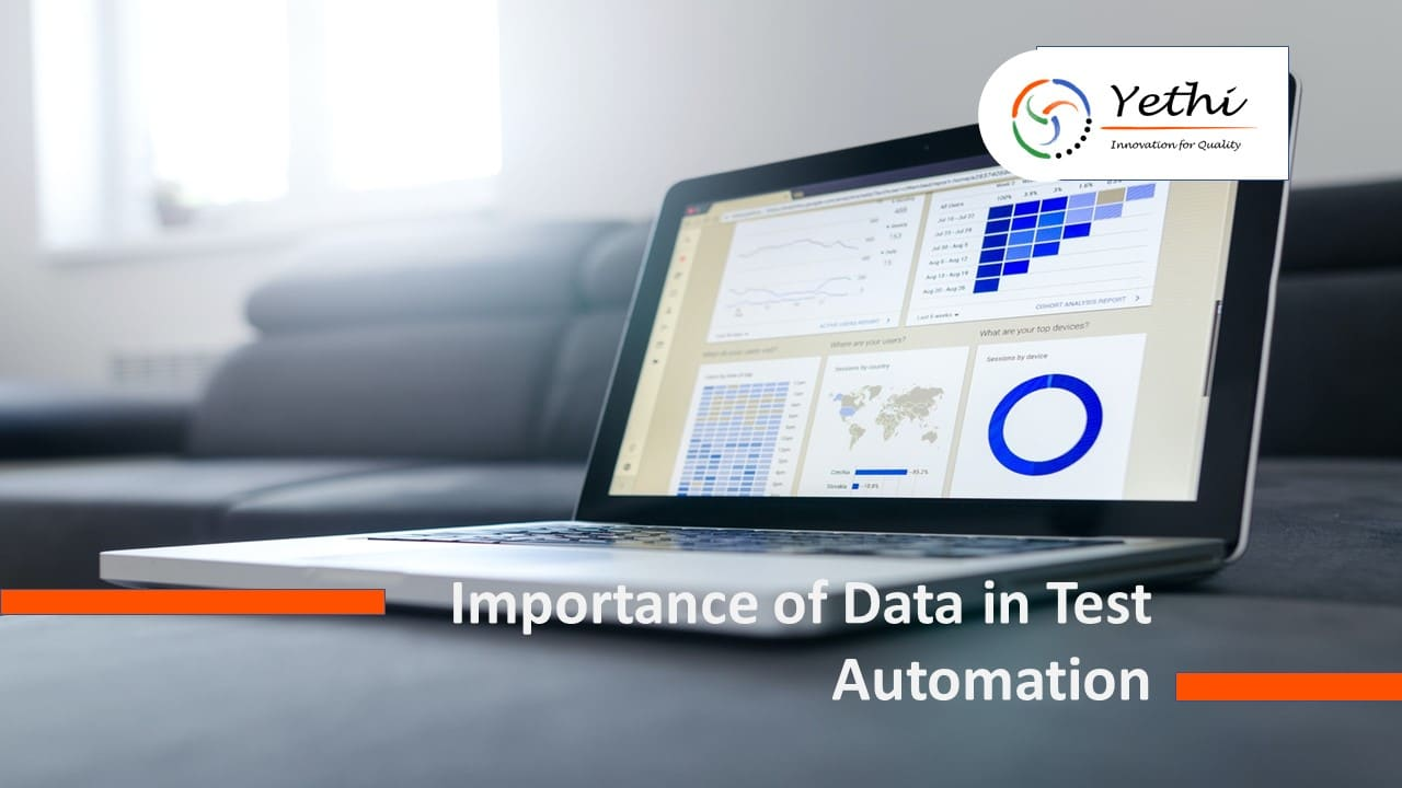 Importance of data in automation testing