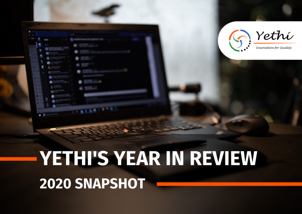 yethi year in review 2020 highlights