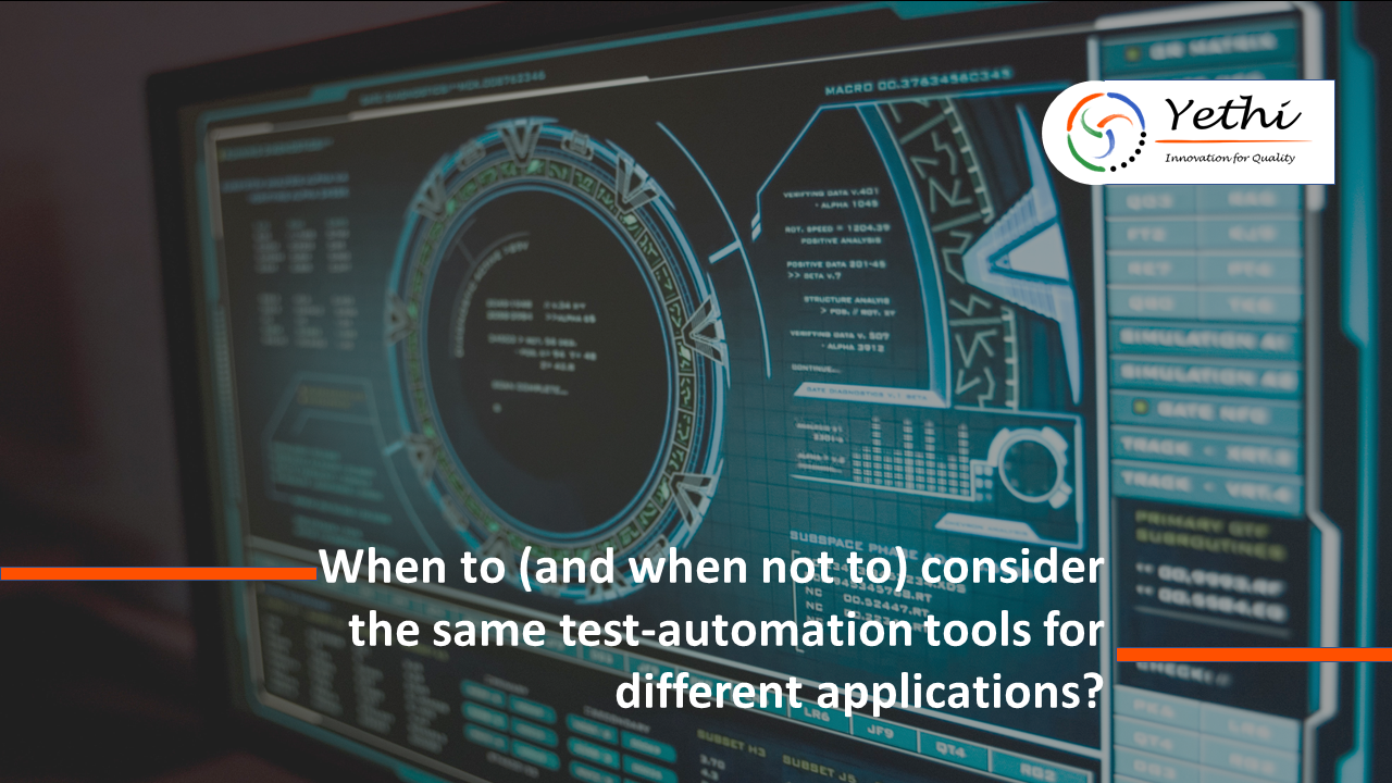 Test Automation Tool